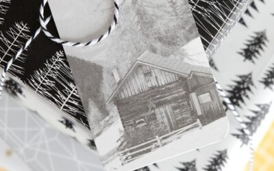 Winterwalk Giftttags