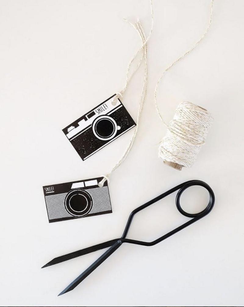 gift tag camera -ompak