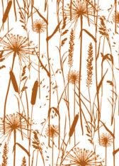 grasses-bruin-ompak-inpakpapier-